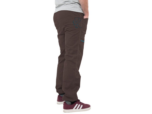 ABK Zen Pantalon Homme, black coffee